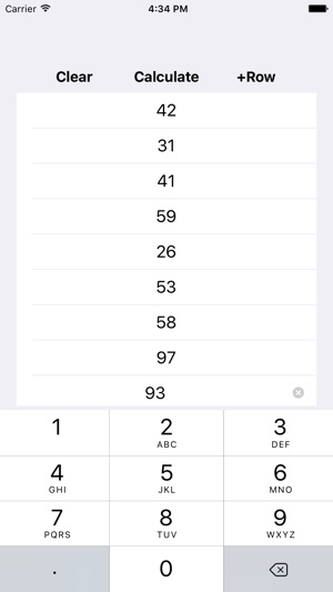 Standard Deviation Calculator On The App Store