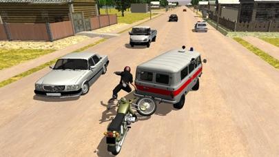 Russian Moto Traffic Rider 3Dのおすすめ画像2