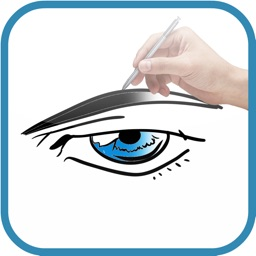Artist Pink - How to draw Eyes