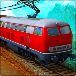 Train Simulator 3D. Best Subway Simulation Driver For Kids