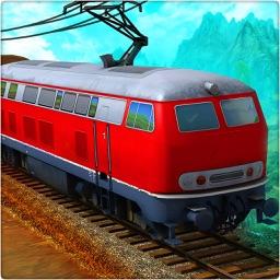 Train Simulator 3D. Best Subway Simulation Driver For Kids