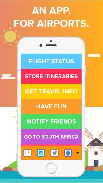 flote - flight tracker + check flight status + mobile passport