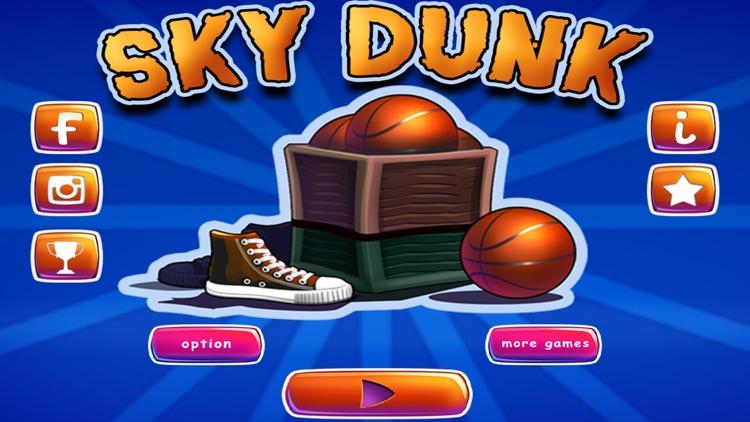 Sky Dunk screenshot-4