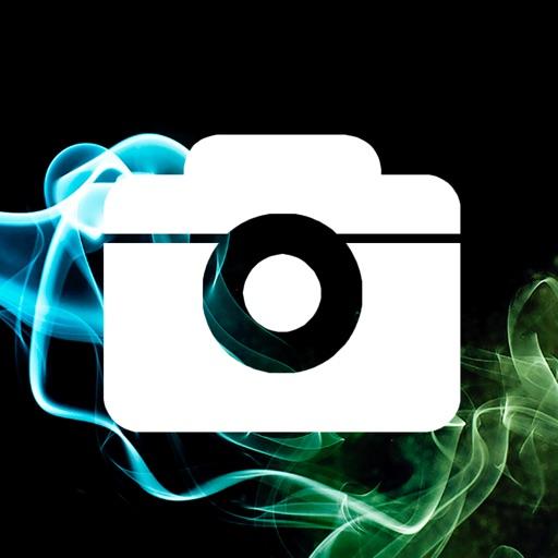 Fotocam Smoke - Photo Effect for Instagram