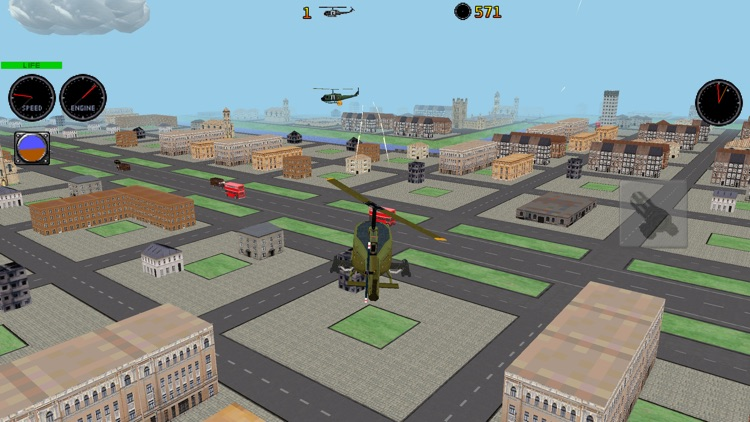 RC Helicopter 3D Lite screenshot-2