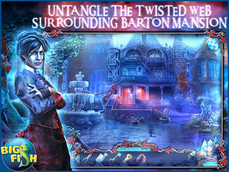 Dark Dimensions: Homecoming HD - A Hidden Object Mystery (Full) screenshot-0