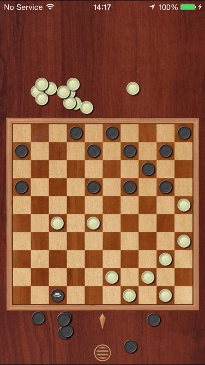 Checkers 10x10 screenshot-0