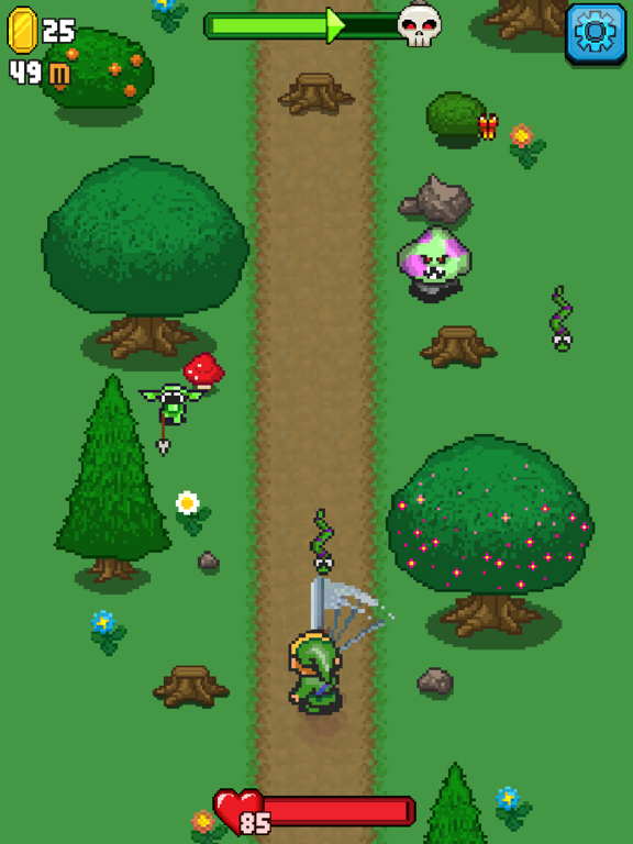 Screenshot #4 pour Dash Quest