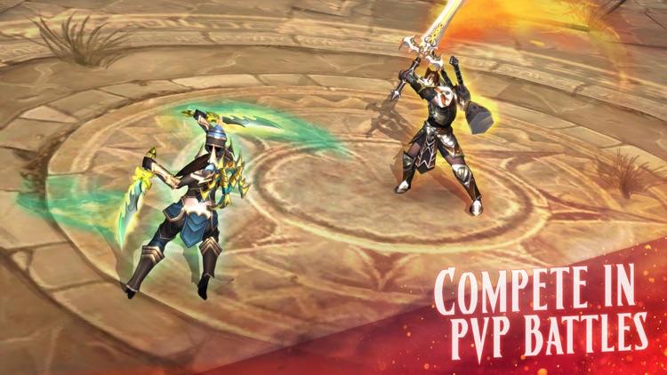 Eternity Warriors 4 screenshot-4