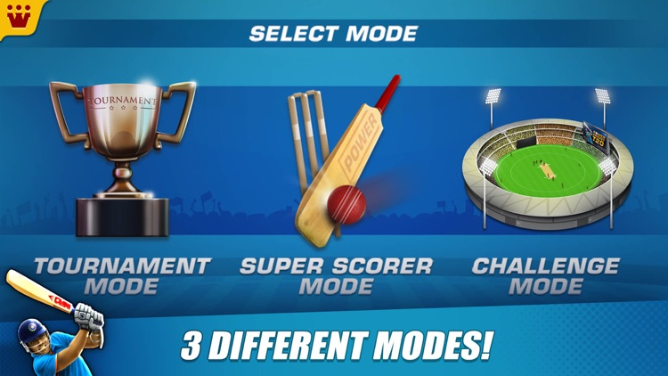 Power Cricket T20 - 2016 screenshot-1