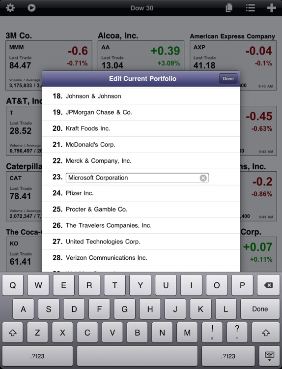 Stock Board screenshot-3