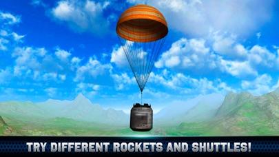 Space Shuttle Flight Simulator 3D FreeScreenshot of 3