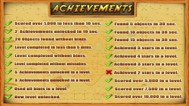 Lost Scroll Hidden Object Game screenshot-3