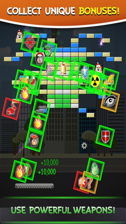 Brick Breaker Star - attack blocks in breakout