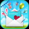 Greeting Cards Design - Graphic Publisher Maker - Ning Qu