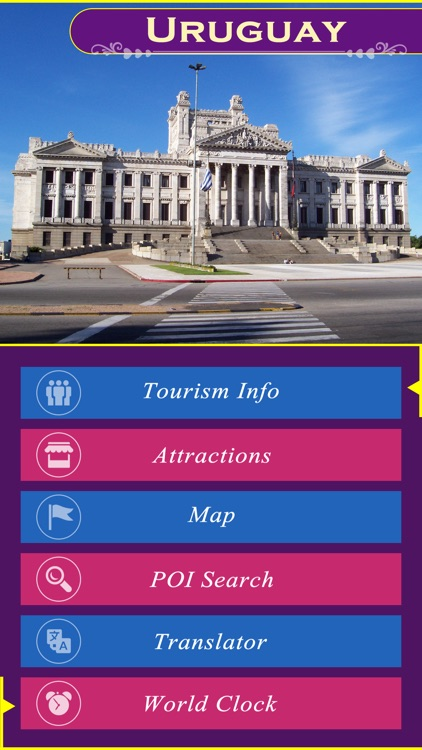 Uruguay Tourist Guide screenshot-1