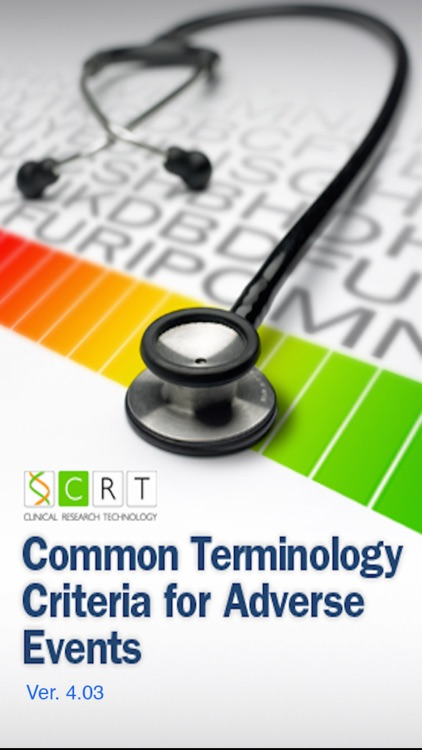 CTCAE - Common Terminology Criteria for Adverse Events 4.03