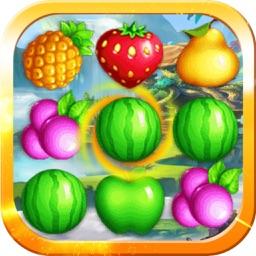Garden Fruit Mania: Match3 Fruit