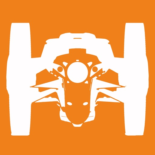One Handed Controller for Jumping Sumo - iPad Edition icon