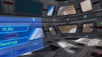 Screenshot from VR Space: The Last Mission