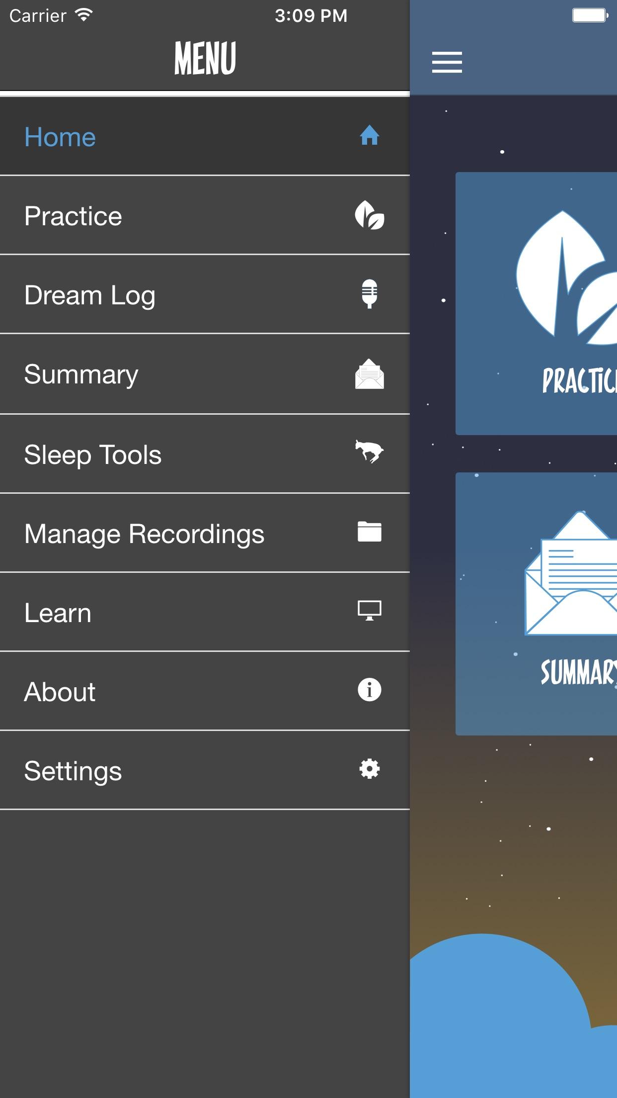 Dream EZ Screenshot