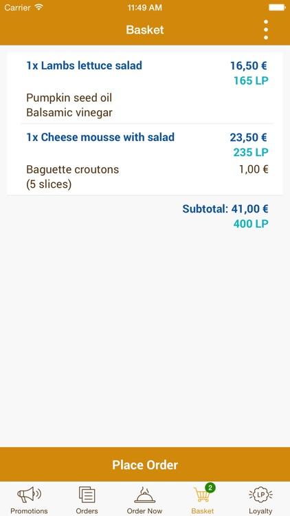 Food Ordering screenshot-3