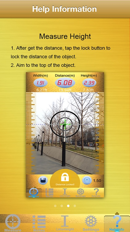 Laser Tape Measure screenshot-4