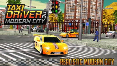 Real Crazy taxi driver 3D simulator free 2016: Drive sports