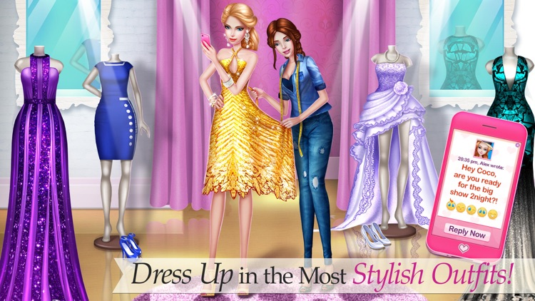 Supermodel Star - Rule the Runway screenshot-3