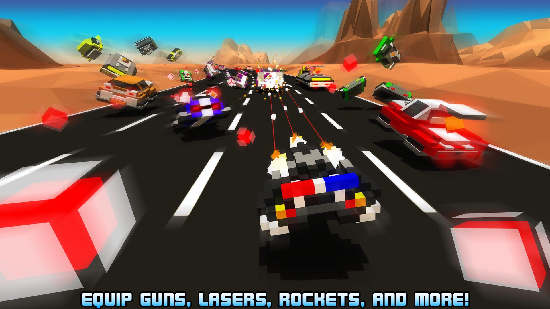 Hovercraft: Takedown screenshot 13