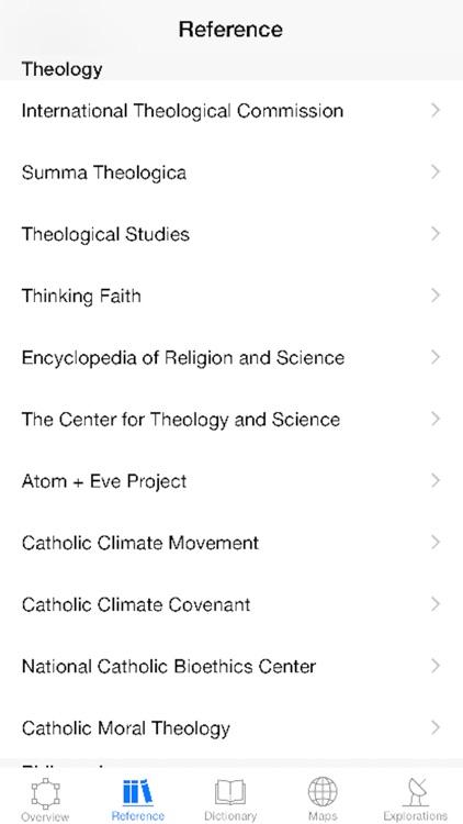 Theologica screenshot-0