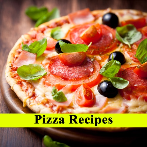 Pizza Recipe - Open your cooking app and learn how to make a pizza