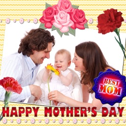 Mother's Day Photo Frames and Posters