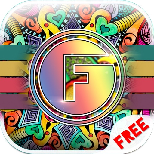 Fonts Shape Hippie : Text Mask Wallpapers Themes Fashion For Free