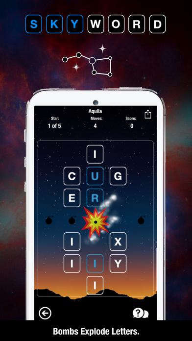 点击获取SkyWord Constellations - Free Word Puzzle - Free Word Finder