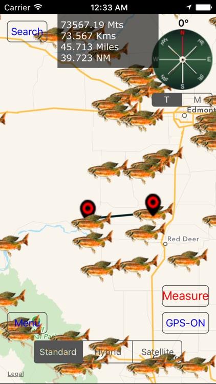 Alberta: Fishing Lakes screenshot-3