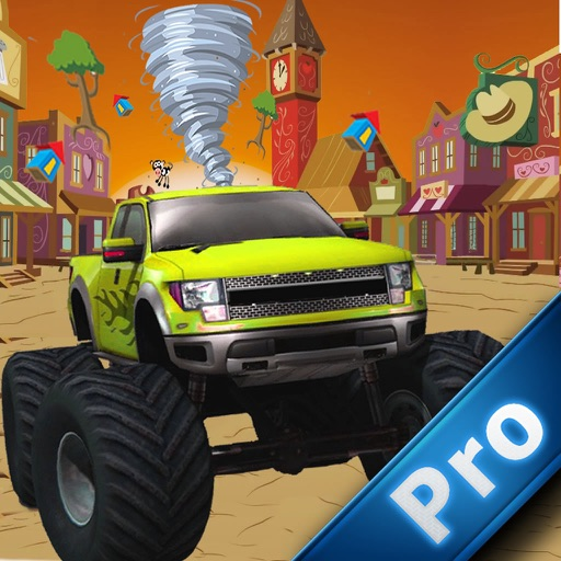 Adrenaline Monster Truck PRO - Xtream Frontier Hill Road Racing
