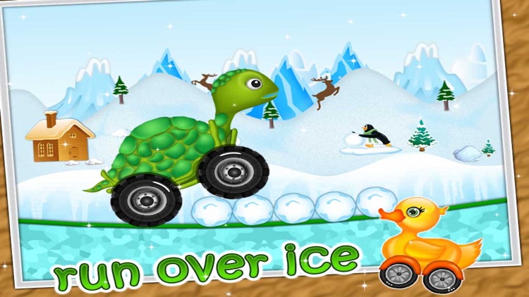 Kidzee - Animal Cars Racing Game for Kids screenshot-4