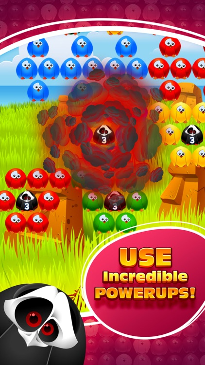 Bubble Birds 3 - Match 3 Puzzle Shooter Game screenshot-0