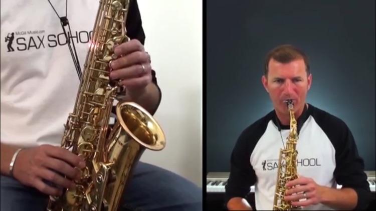 Teach Yourself Sax screenshot-4