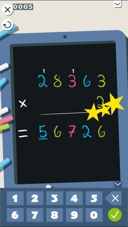 Montessori Math: Multiplication screenshot-4