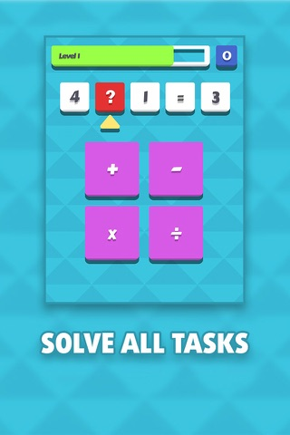 Math Game - Count in mind - náhled
