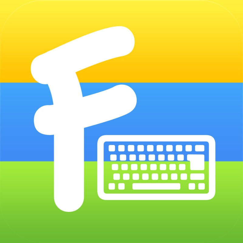 Color Fonts Keyboard ∞ Keyboards with Cool Font & Emoji for iPhone Hack Tool