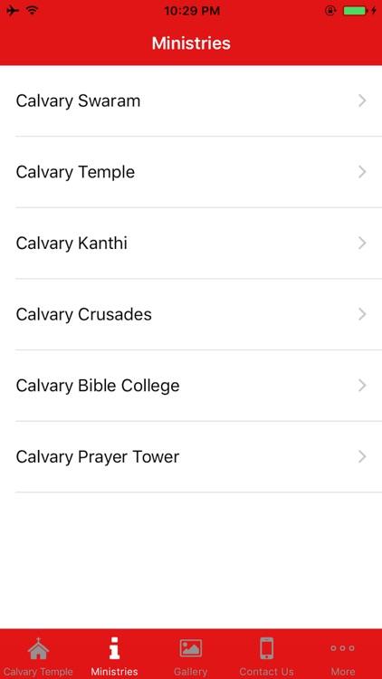 Calvary Temple Hyderabad