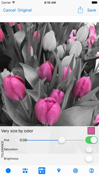 Pointillisted - Photo Artwork Screenshots