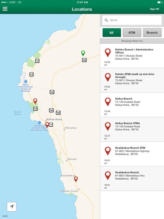 Hawaii Community FCU iPad Version screenshot-4