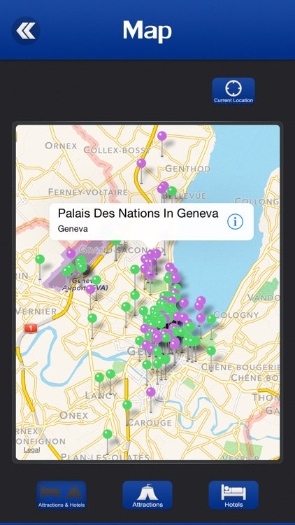 Geneva City Travel Guide screenshot-3