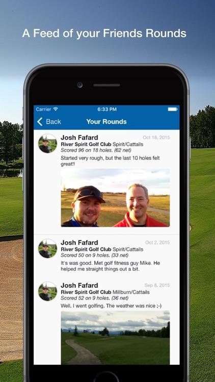Offcourse Golf screenshot-4