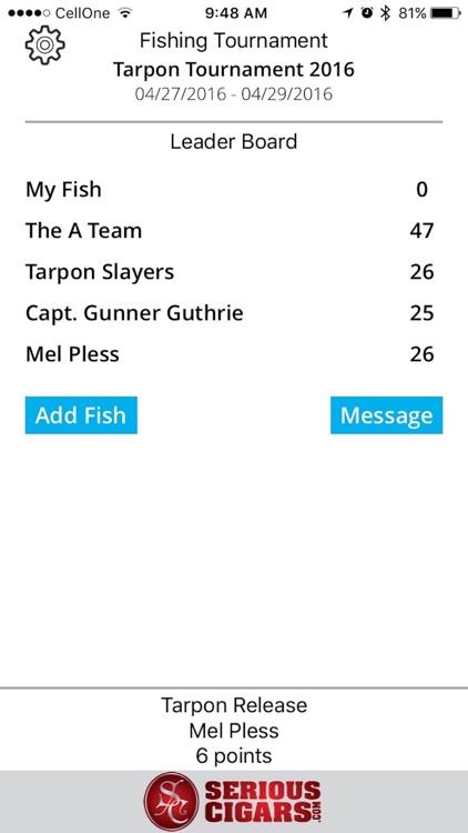 Fish Tourney