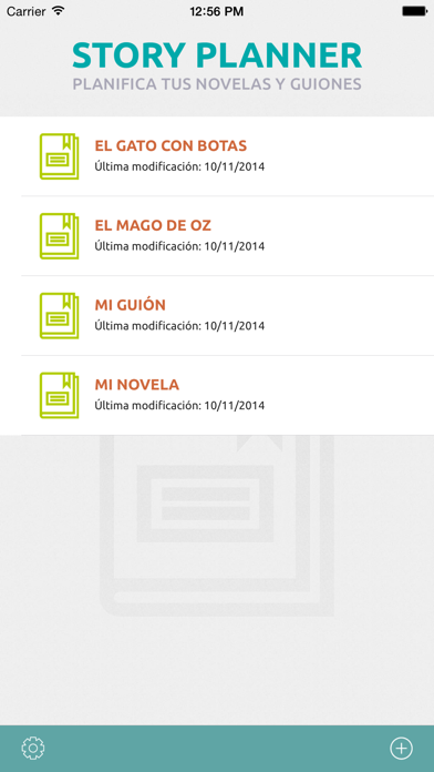 Screenshot for Story Planner in Dominican Republic App Store